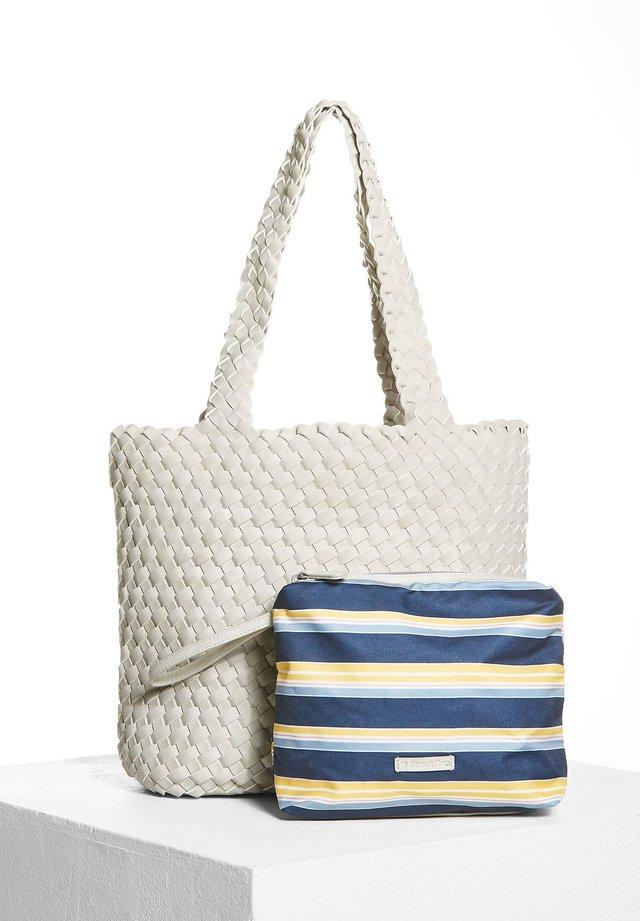 Shopping Bag - weiß