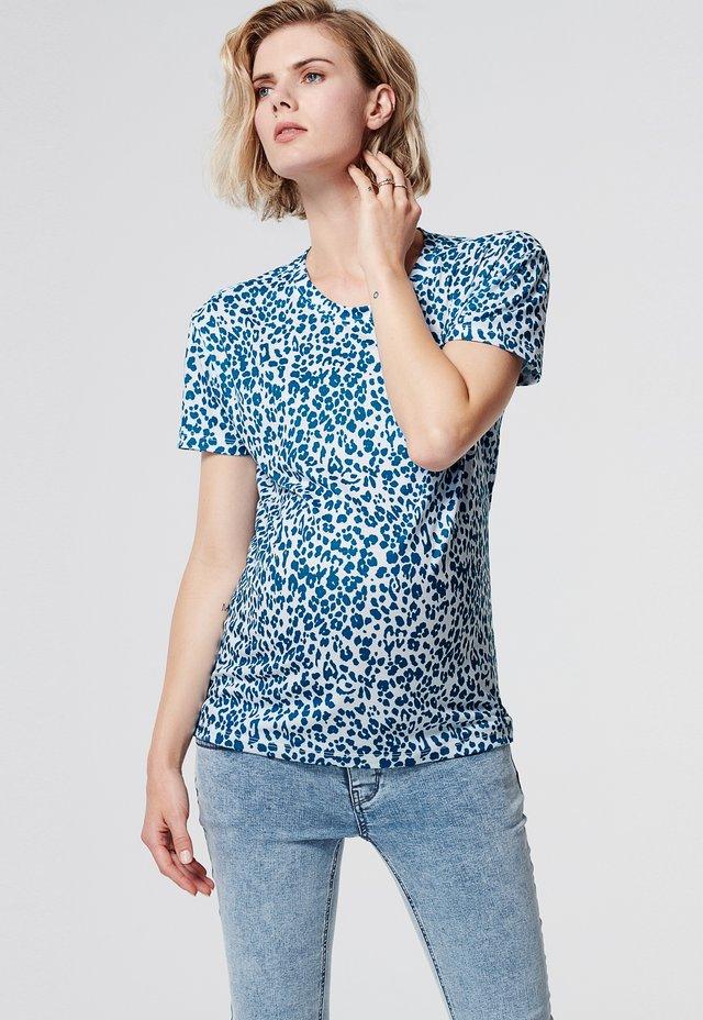 T-shirt print - seaport