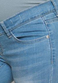 Supermom - Skinny džíny - light blue denim - 4