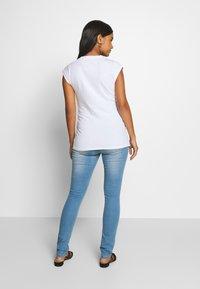 Supermom - Skinny džíny - light blue denim - 2