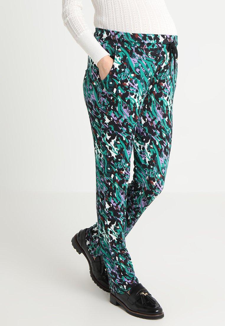 Supermom - PANTS TROPICAL - Trousers - multicolour