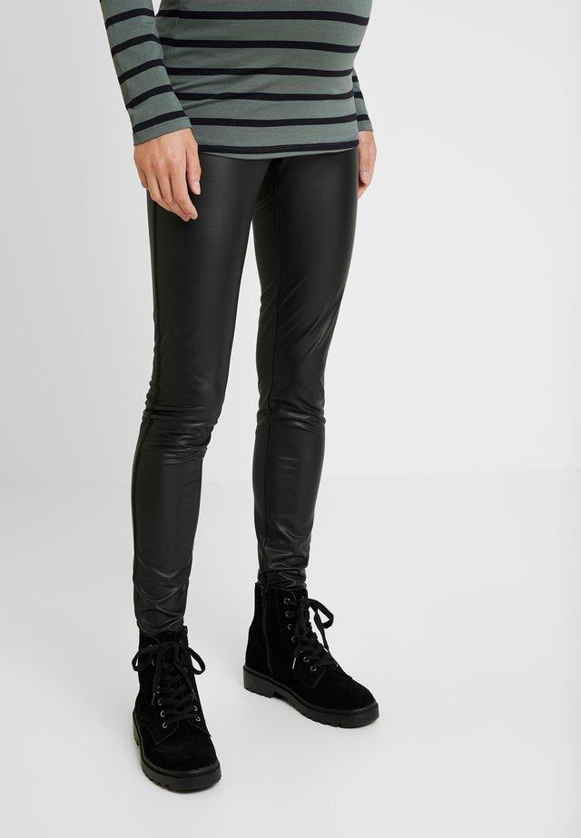 SHINE - Trousers - black
