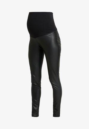 SHINE - Kalhoty - black