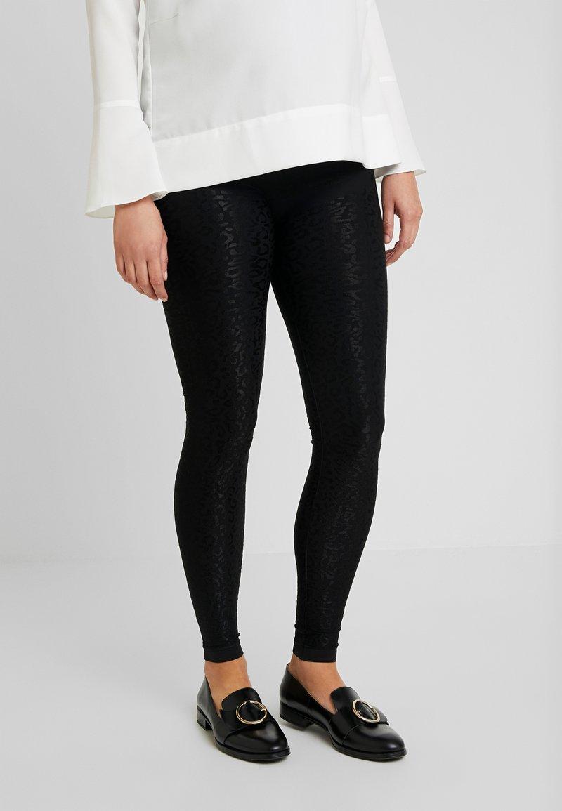 Supermom - ANIMAL - Legging - black