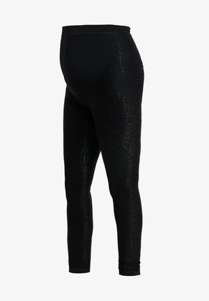 ANIMAL - Leggings - black