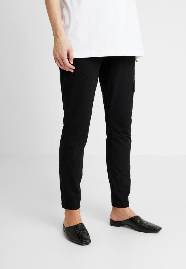 PANTS - Jogginghose - black