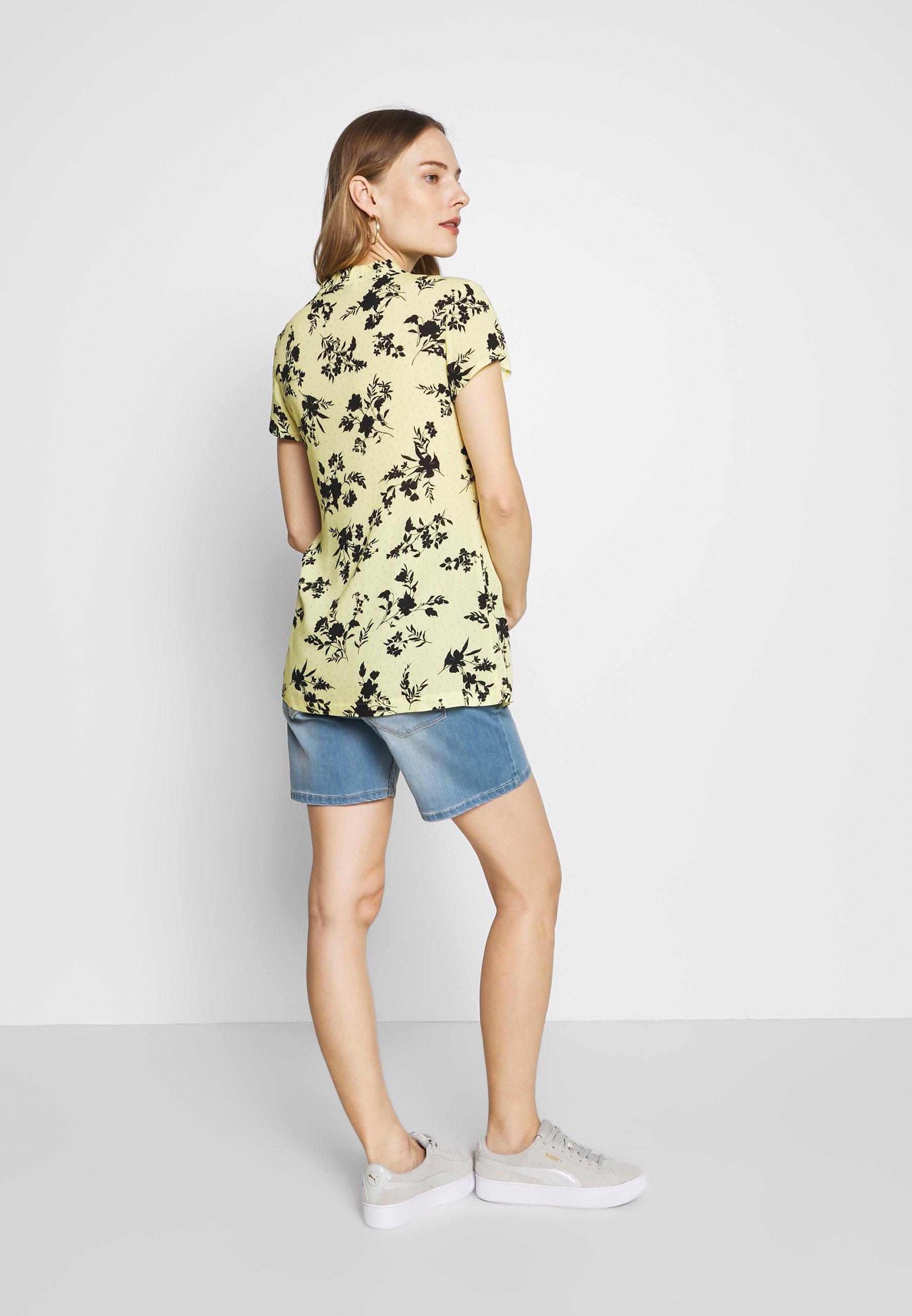 Supermom Short - Jeans / Cowboy Shorts Light Blue Denim