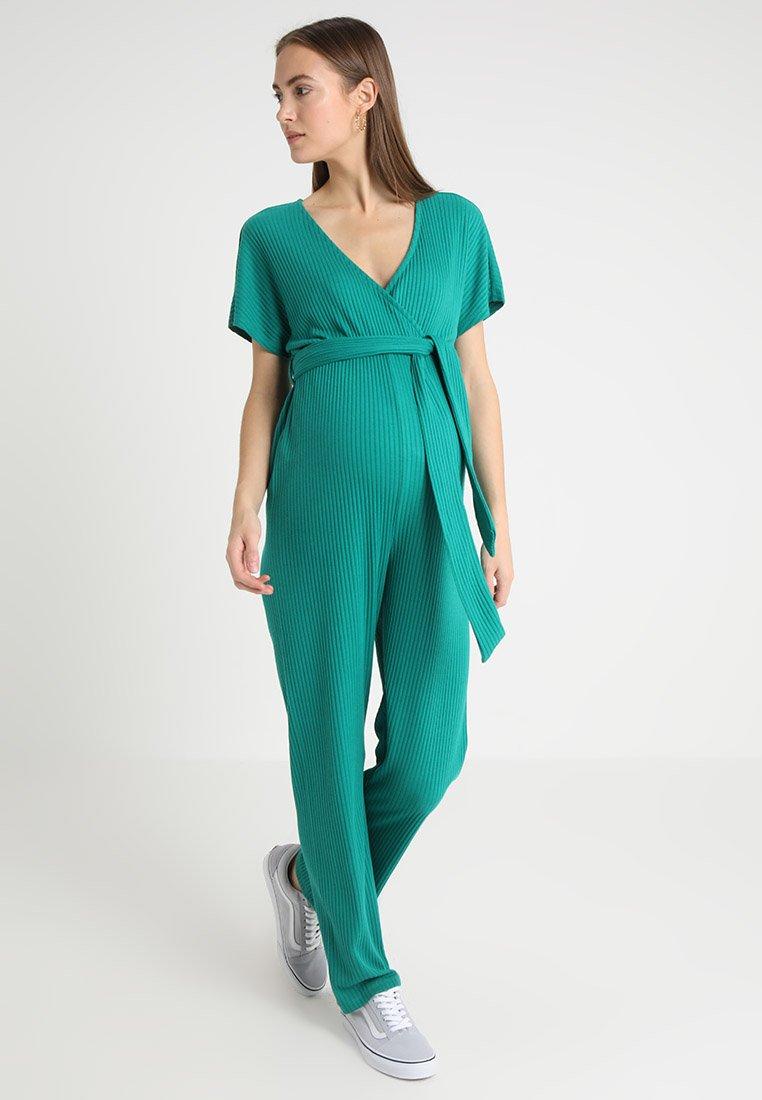 Supermom - Jumpsuit - cadmium green
