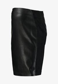 Supermom - SKIRT - Falda de tubo - black - 3