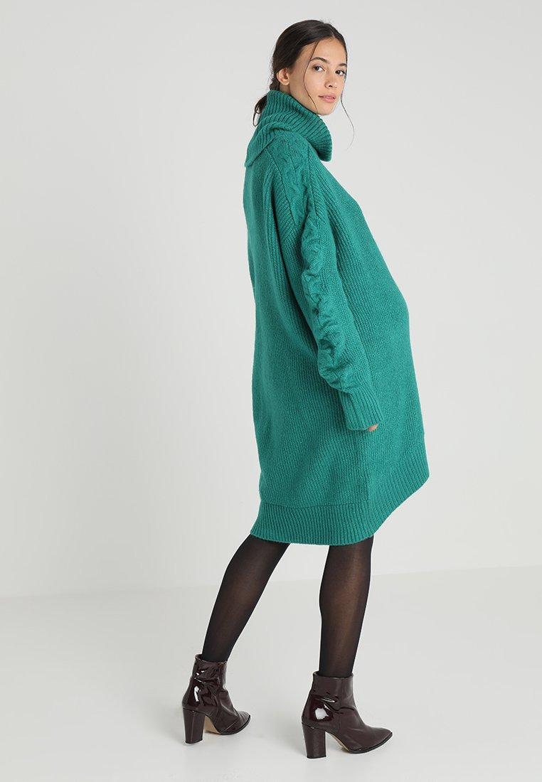 Supermom DRESS - Abito in maglia bright green