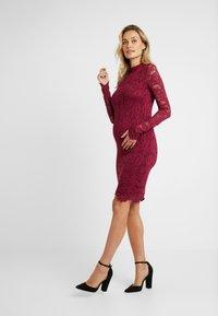 Supermom - DRESS  - Koktejlové šaty/ šaty na párty - rumba red - 1
