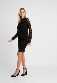 Supermom - DRESS  - Koktejlové šaty/ šaty na párty - black - 2
