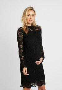 Supermom - DRESS  - Koktejlové šaty/ šaty na párty - black - 0