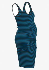Supermom - DRESS STRIPE - Vestido de punto - seaport - 1