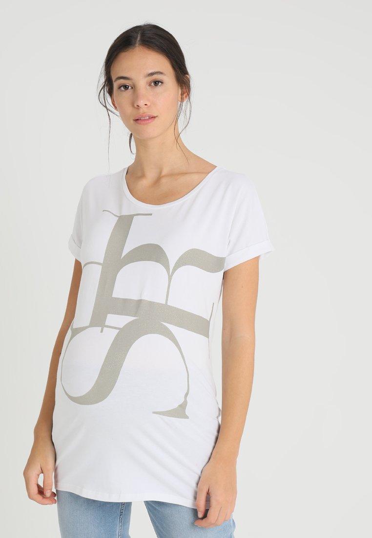 Supermom - TEE TEXT - T-shirts print - optical white