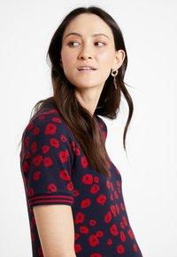 Supermom - POPPY - T-shirt z nadrukiem - mood indigo - 4