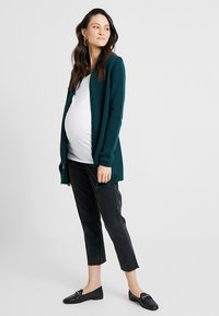 Supermom - CARDIGAN ZIP - Cardigan - june bug - 1