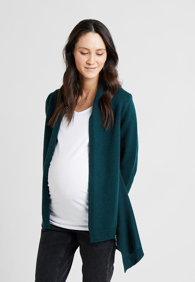 Supermom - CARDIGAN ZIP - Cardigan - june bug