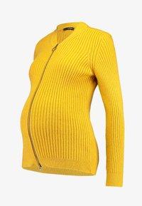 Supermom - CARDIGAN - Kardigan - chinese yellow - 3