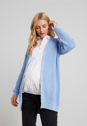 CARDIGAN - Strickjacke - placid blue