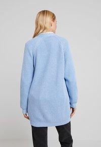 Supermom - CARDIGAN - Cardigan - placid blue - 2