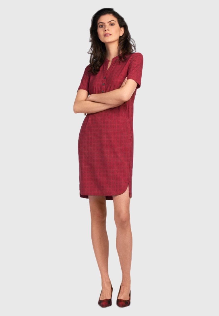 Sandwich - Day dress - red