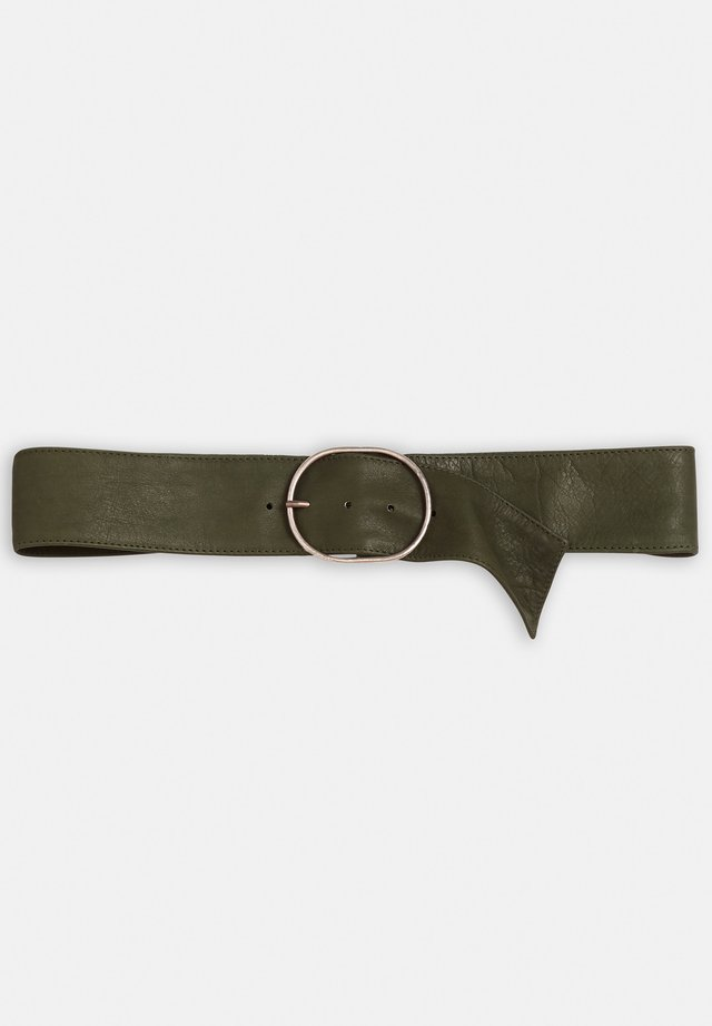 DAMEN GüRTEL - Belt - oliv