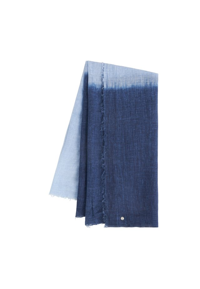 Schal - hellblau