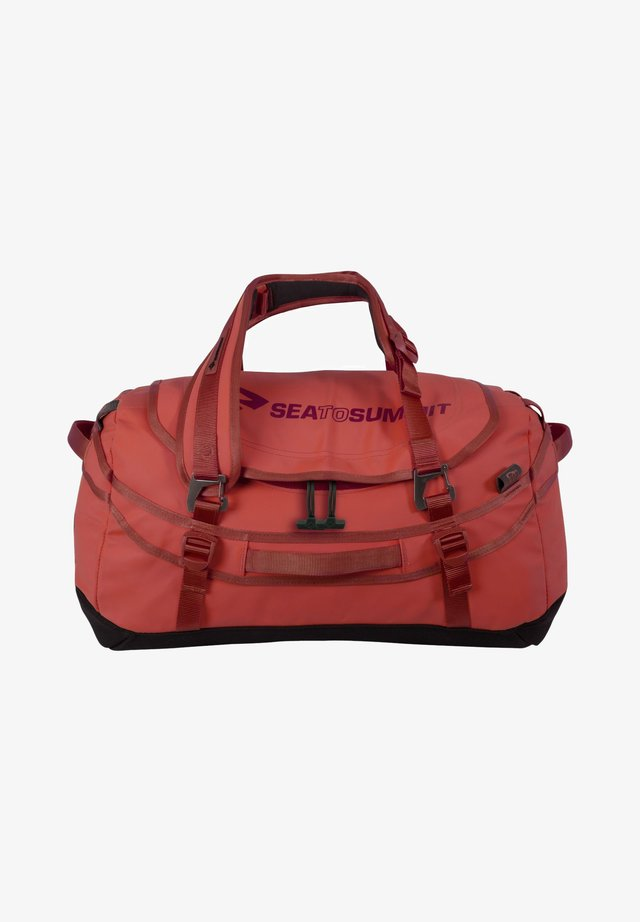 Sports bag - red
