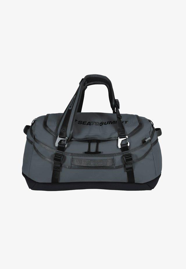 Weekend bag - charcoal