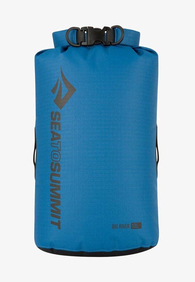 BIG RIVER - Shoe bag - blue