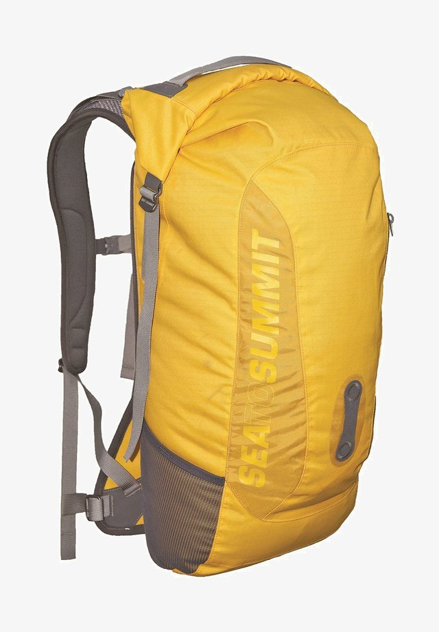RAPID DRYPACK - Backpack - yellow