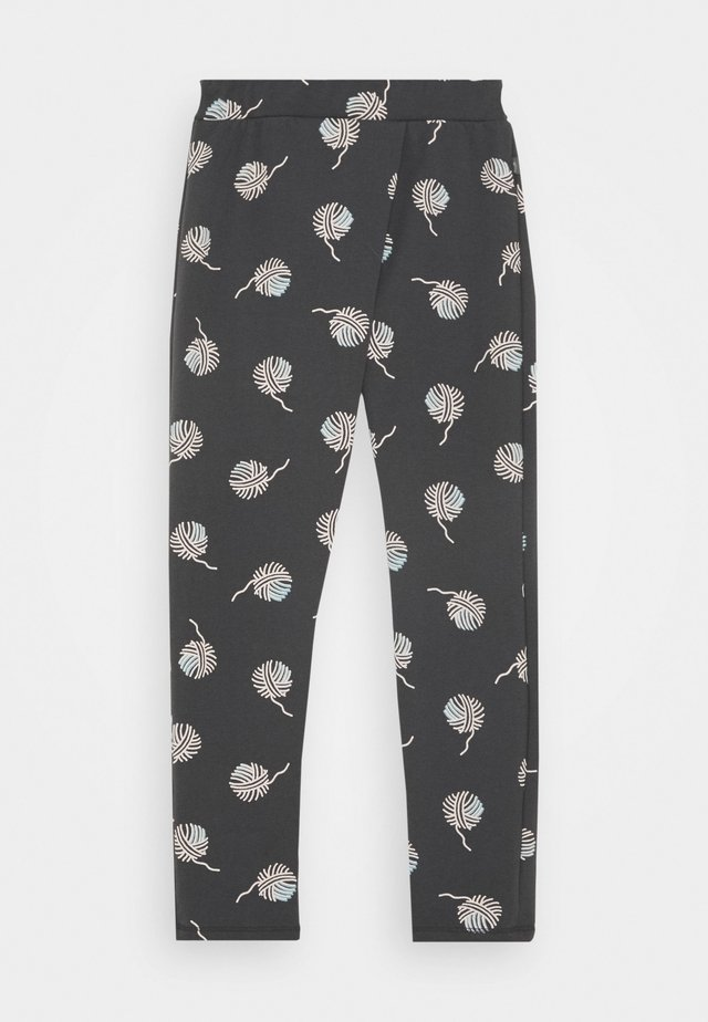 PURE KIDS TROUSERS - Träningsbyxor - seal grey