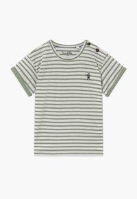 Sanetta - BABY  - T-shirt med print - powder green - 0