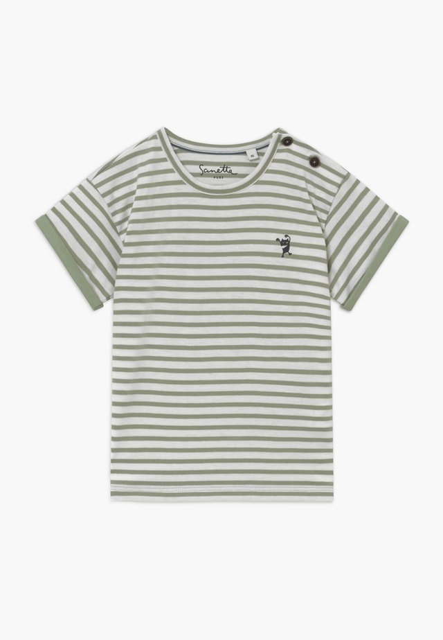 BABY  - Print T-shirt - powder green