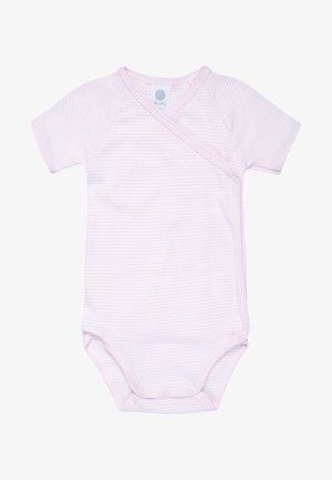 WRAPOVER BODY 1/2 BASIC BABY  - Body - magnolie