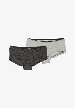 CUTBRIEF 2 PACK - Shorty - iron