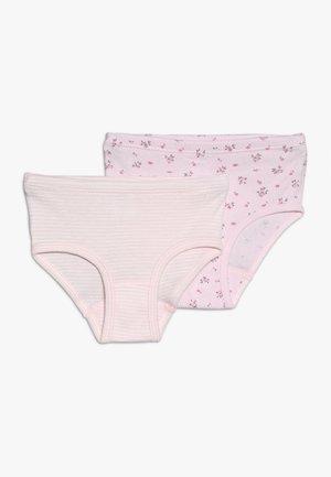 HIPSLIP 2 PACK - Kalhotky/slipy - magnolie