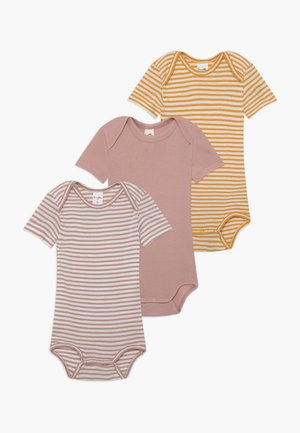 BABY  3 PACK - Body - rose