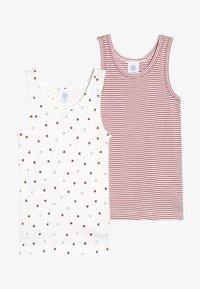 Sanetta - 2 PACK - Unterhemd/-shirt - broken white - 3