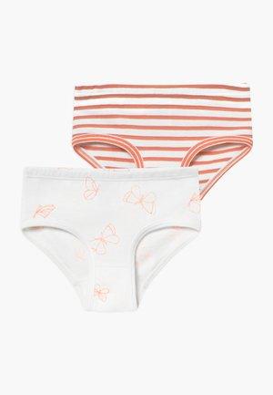 2 PACK  - Kalhotky - peachy