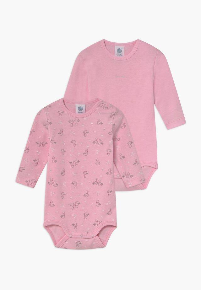 LONGSLEEVE BABY 2 PACK - Body - sorbet