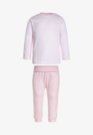 LONG BASIC RINGEL BABY - Pijama - magnolie