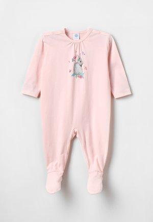LONG BABY - Pyjama - rosewood