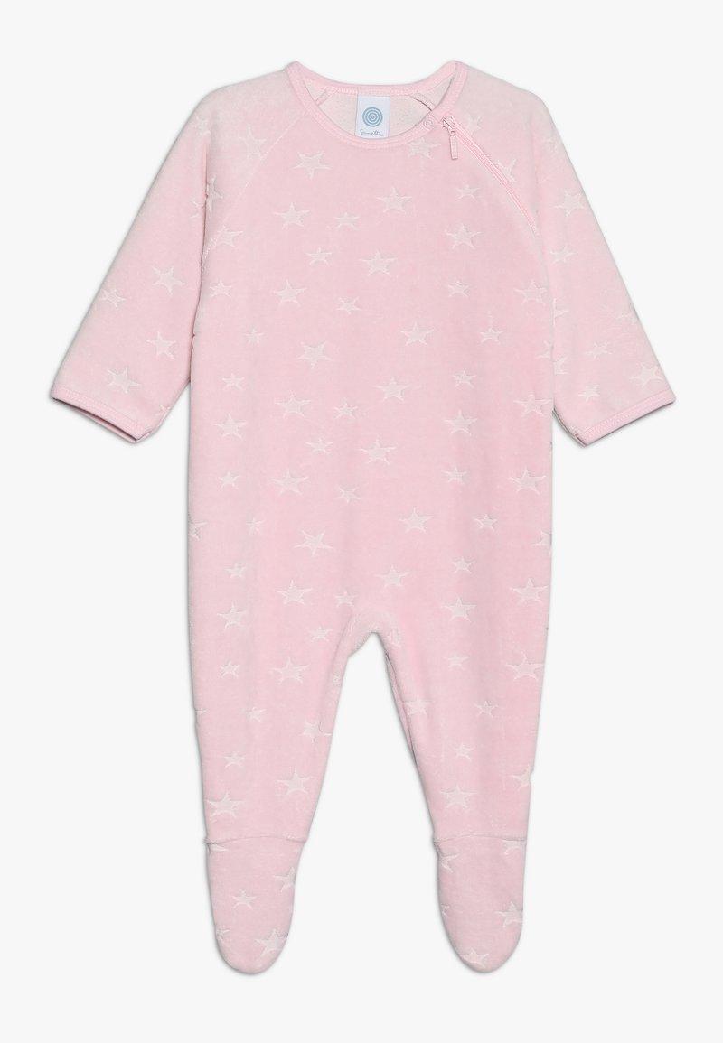 Sanetta - OVERALL ALLOVER BABY - Pyjama - magnolie