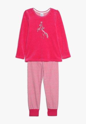 Pyžamová sada - raspberry rose