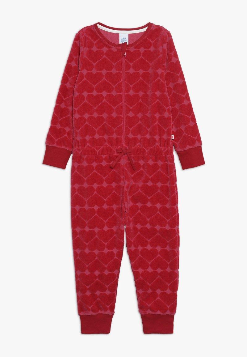 Sanetta - JUMPSUIT LONG - Pyjama - raspberry
