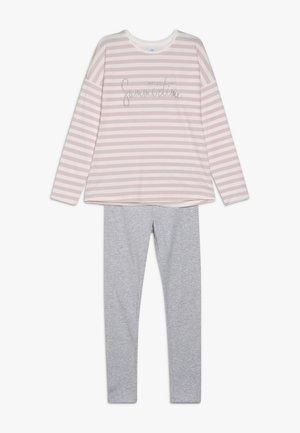 LONG SET - Pyjama - wild rose