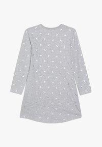 Sanetta - SLEEPSHIRT ALLOVER - Noční košile - hellgrau melange - 1