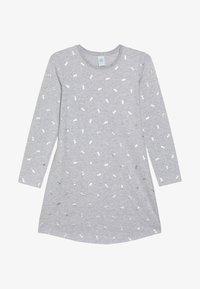 Sanetta - SLEEPSHIRT ALLOVER - Noční košile - hellgrau melange - 2